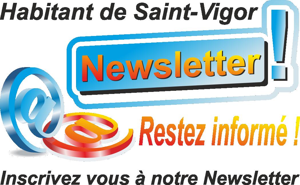 inscription newsletter